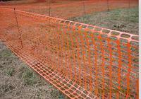 Изоляция из ПНД Дорожно-строительная оранжевая пластиковая Сетка для ограждения