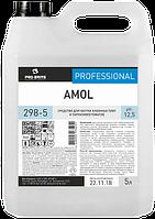 Amol - Средство для чистки кухонных плит и пароконвектоматов