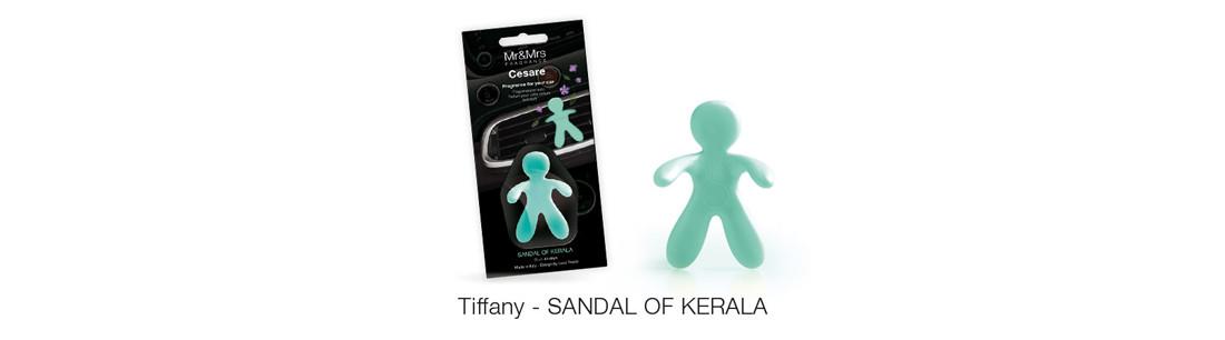 Mr & Mrs Fragrance: ароматизатор автомобильный Sandal Of Kerala