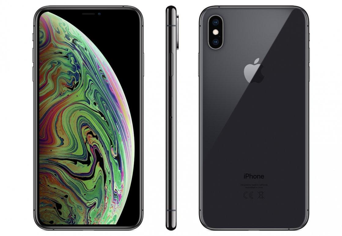 Смартфон Apple iPhone Xs Max 64GB Space Gray
