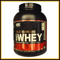 ON Whey gold standard 2,3kg (кофе)