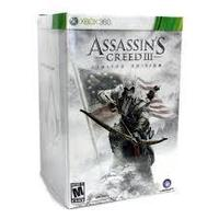 Assassin's Creed 3 : Limited Edition Details, игра с фигуркой и аксессуарами ( Xbox 360 )