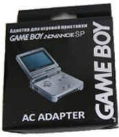 Зарядка Game Boy Advance, дубликат