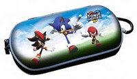 Сумочка Nintendo DS 4 in 1 Fine 3D Picture Memory Foam Case, Sonic Heroes