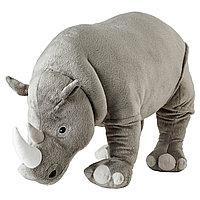 Мягкая игрушка носорог ДЬЮНГЕЛЬСКОГ ИКЕА, IKEA