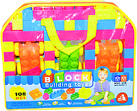 0202-1 Конструктор Block Buildingtoys 108 д.  27*32