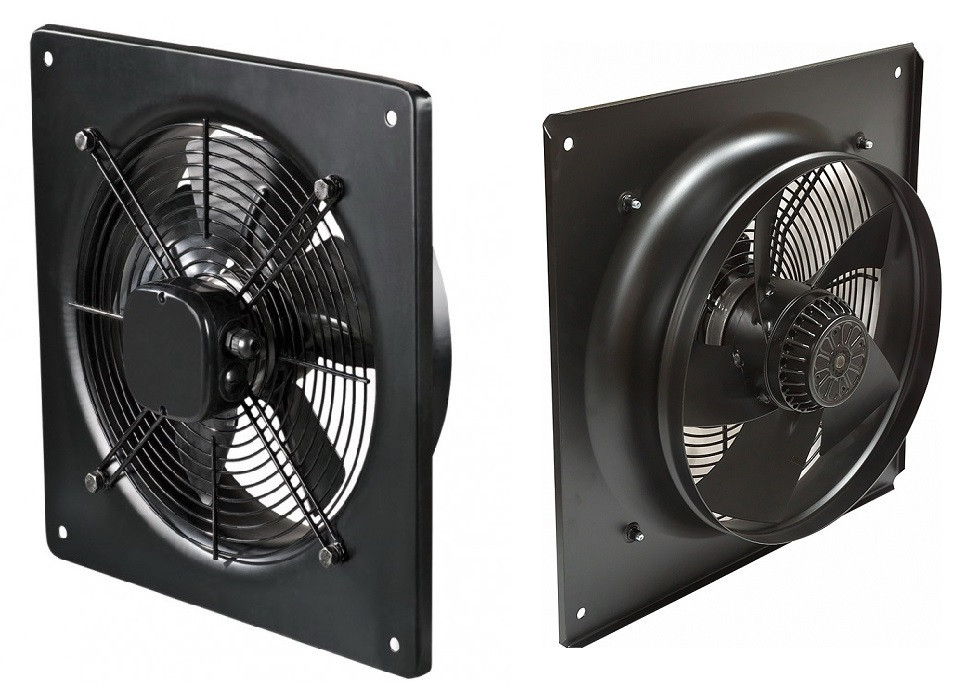 Вентилятор осевой  YWF(K)4D630-ZF