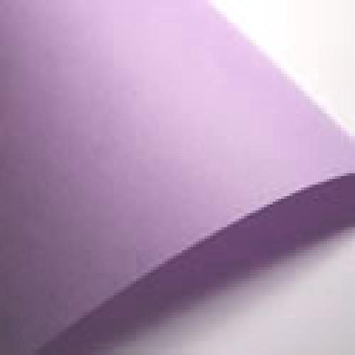 Цветная бумага А4 цвет сиреневый  (210х297 мм) 80-160 гр. премиум Paperline (Индонезия)