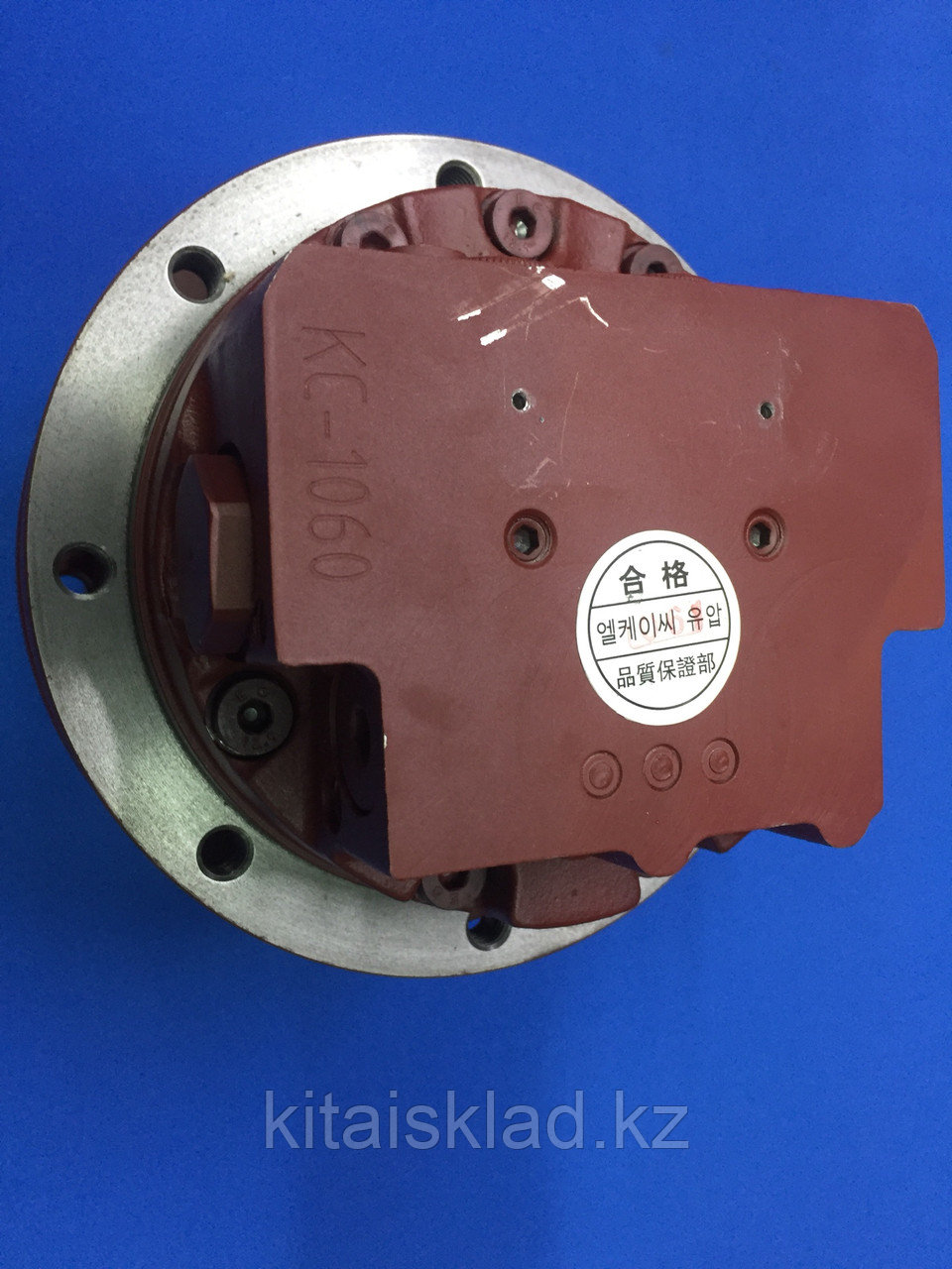 Гидромотор на KOBELCO SK007