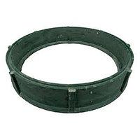 Кольцо ПП полимерно-песчаное черное пластиковые Д 900/1000/h200 вес 42кг, фото 1