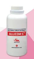 Биоактивное жидкое вещество на основе экстракта чеснока ALLICOM S