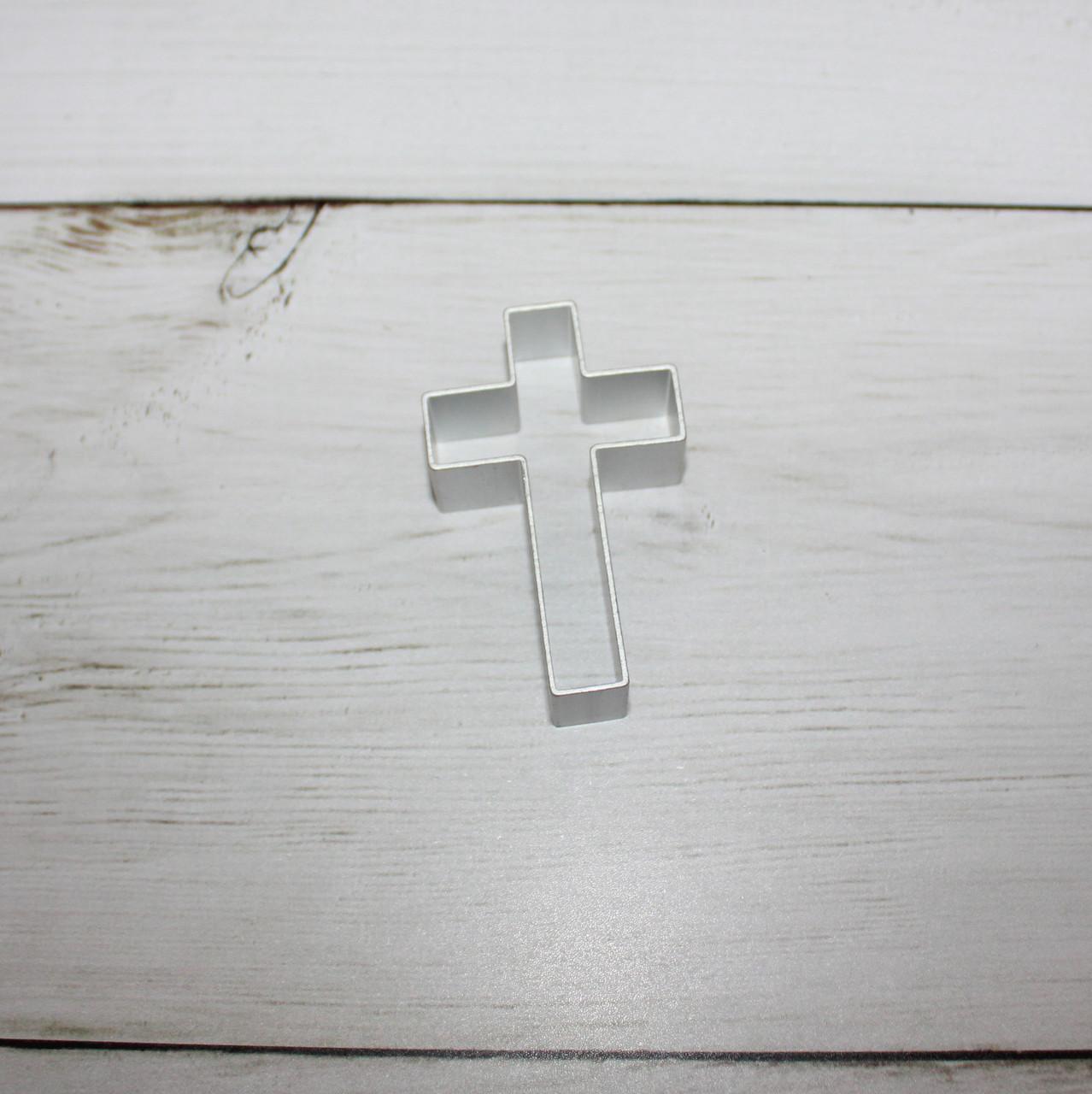 """Вырубка для печенья """"Крест"""""""