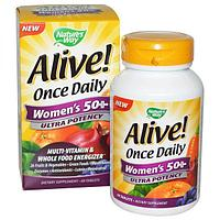 Мультивитамин для женщин старше 50 лет (60 таблеток)