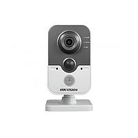 Hikvision DS-2CD2442FWD-IW (4 мм) IP кубическая видеокамера 4 МП, WI-FI