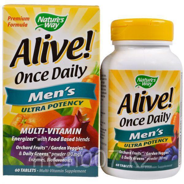 Мультивитамины для мужчин (60 таблеток)