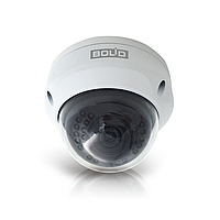 Bolid VCG-222 Купольная антивандальная аналоговая видеокамера, цветная