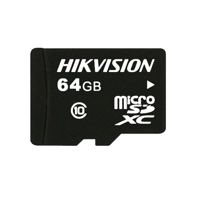 Hikvision HS-TF-L2I Флеш-карта на 64Гб