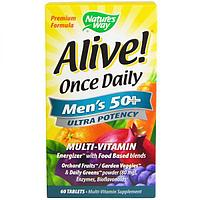 Мультивитамин для мужчин старше 50 лет (60 таблеток)