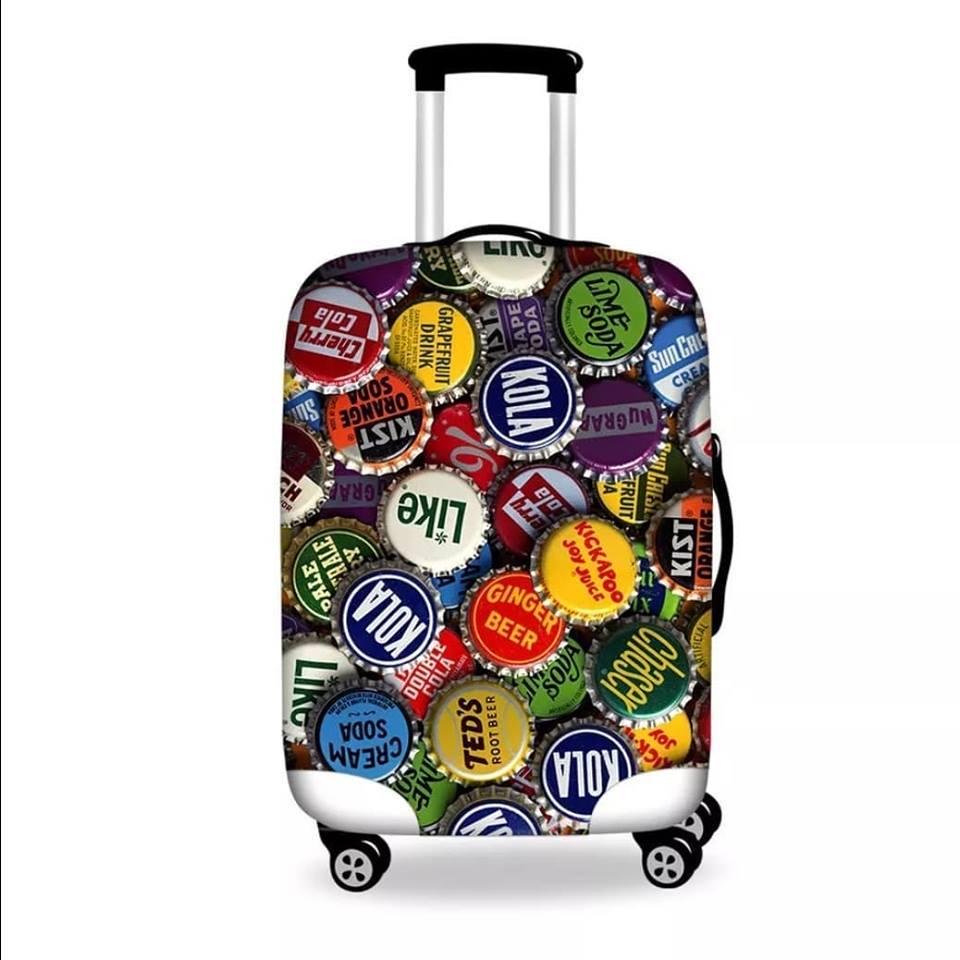 Чехол для дорожного чемодана