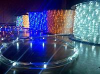 Светодиодный дюралайт 100 метров (18 ламп на 1 метр)