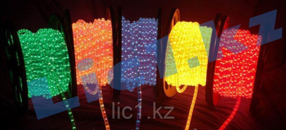 Дюралайт led, светодиодная лента, праздничное освещение, гирлянда DR2G 100 метров