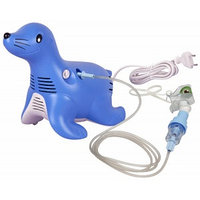 Компрессорный ингалятор Philips Respironics Sami the Seal HH1335, фото 1