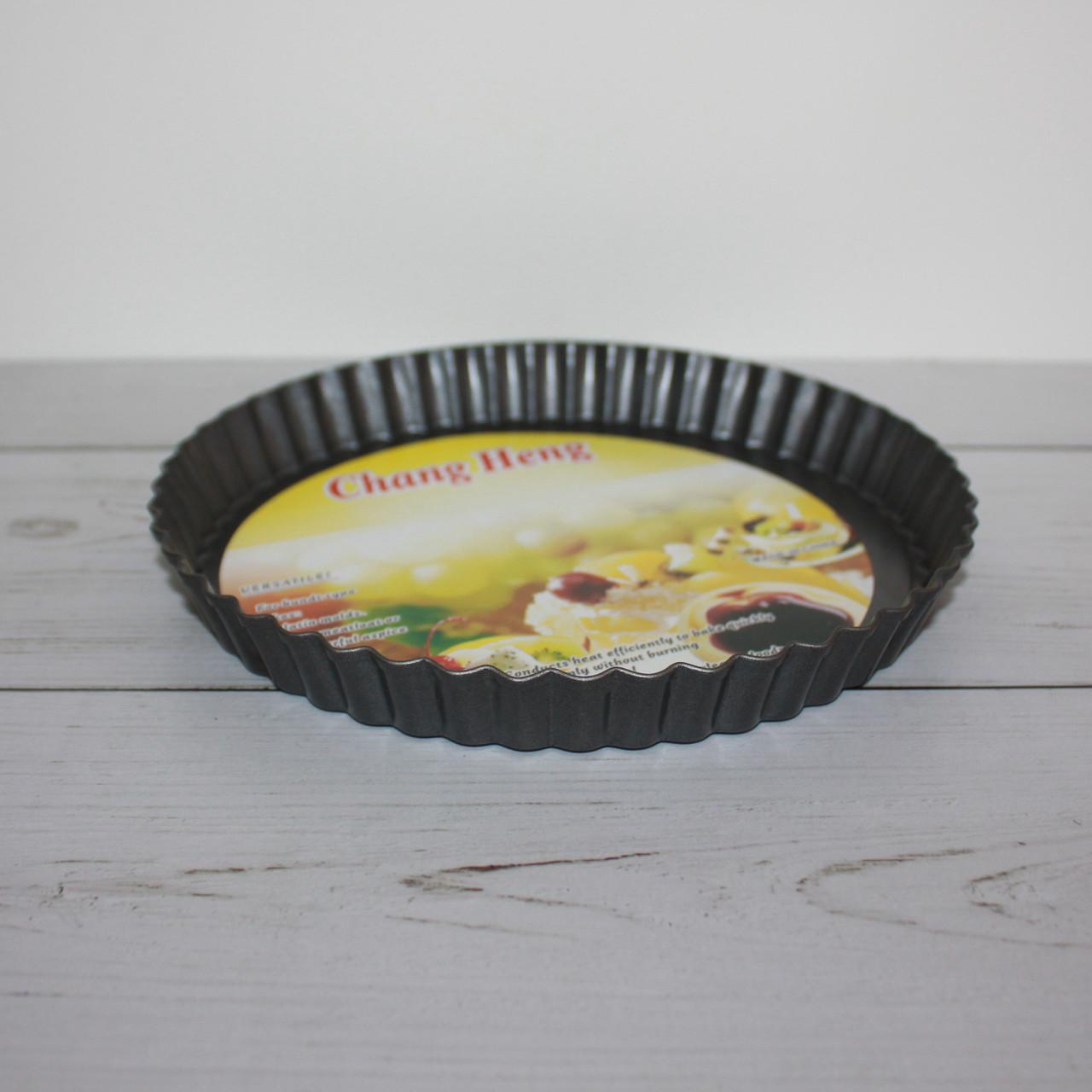 Тарталетка со съемным дном (280 мм)