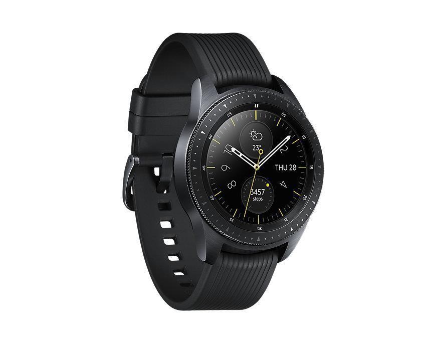 Смарт-часы Samsung Galaxy Watch R810 42MM Black