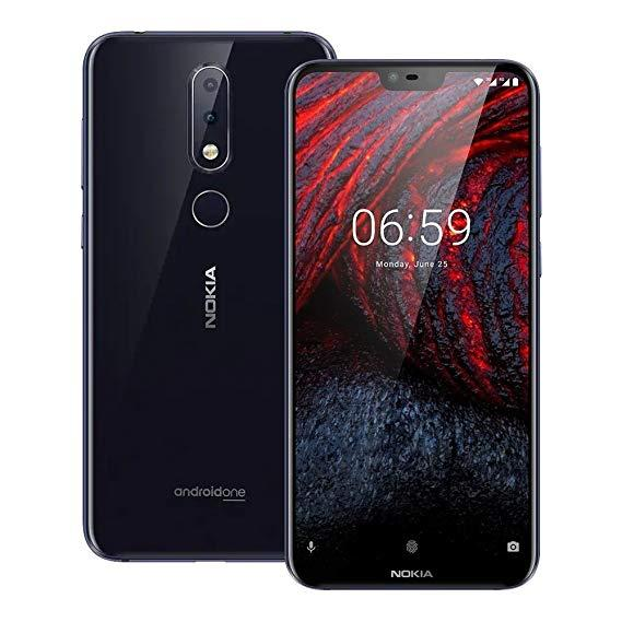 Nokia 6.1 Plus DS LTE 4/64GB все цвета