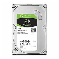 "Жёсткий диск HDD 1Tb Seagate Barracuda SATA6Gb/s 7200rpm 64Mb 3,5"" ST1000DM010, фото 1"