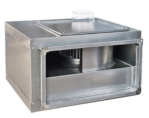 Вентилятор в шумоизолированном корпусе ВКП-Ш 40-20-4D (380В), фото 2