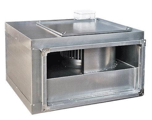 Канальный вентилятор шумоизолированный ВКП-Ш 50-25-4Е (220В), фото 2