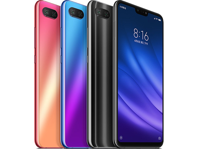Xiaomi MI8 Lite 64GB Mix