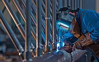 Монтаж металлических цехов