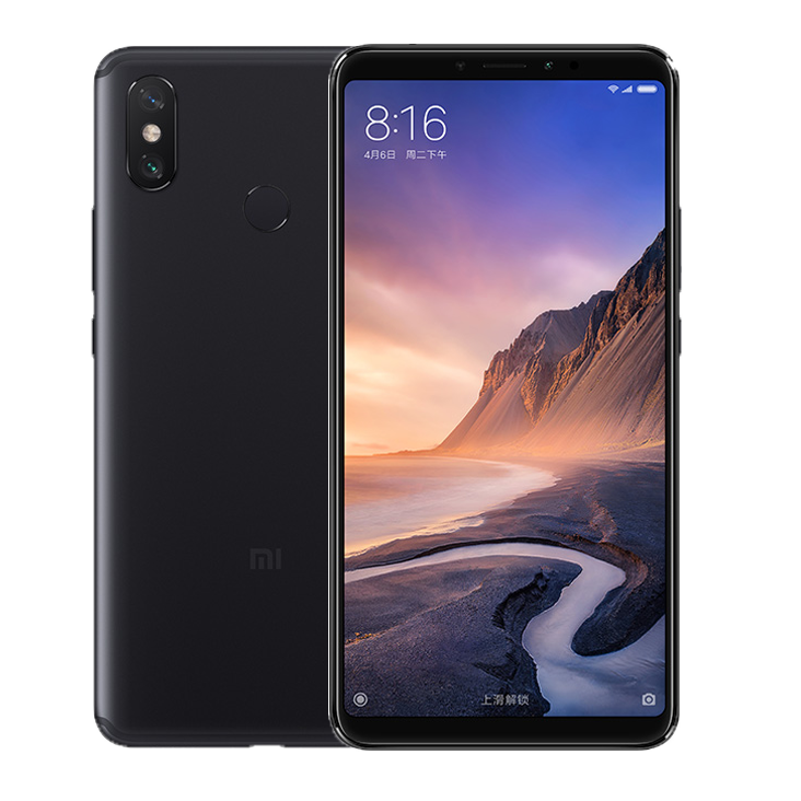 Xiaomi Mi MAX 3 64Gb Black/Gold