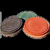 """Люк полимерно-песчаный ТИП """"ГТС"""" *( с двойной крышкой) зеленый, тяжелые люки"""