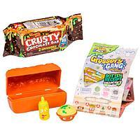 Игрушка The Grossery Gang 2 фигурки, упаковка в виде шоколадного батончика
