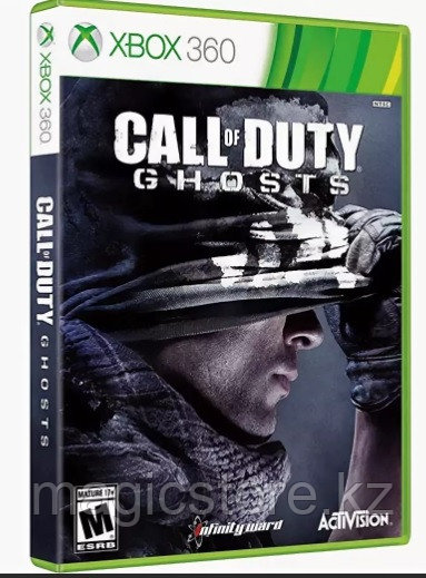 Call of duty : Ghosts ( Xbox 360 )