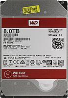 "Жесткий диск WD RED WD80EFAX 8ТБ 3,5"" 5400RPM 256MB (SATA-III) NAS Edition, фото 1"