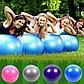 Гимнастический мяч  (Фитбол) 65 гладкий, фото 8
