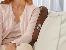 Вибромассажер-грелка для ног 2-в-1 с застежкой, фото 2