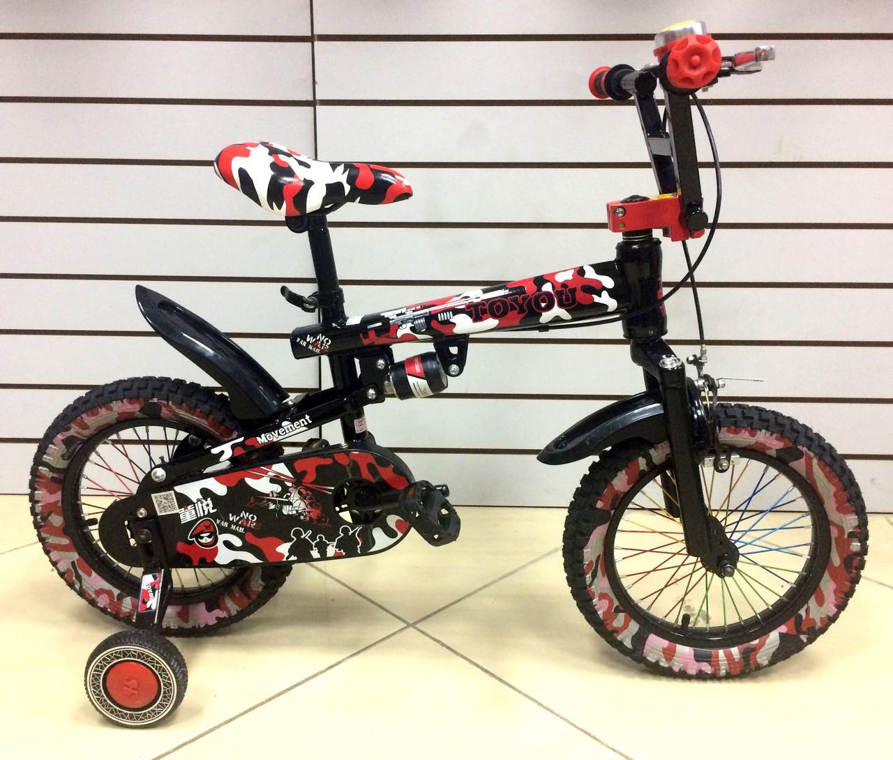 Детский велосипед ToYou 14