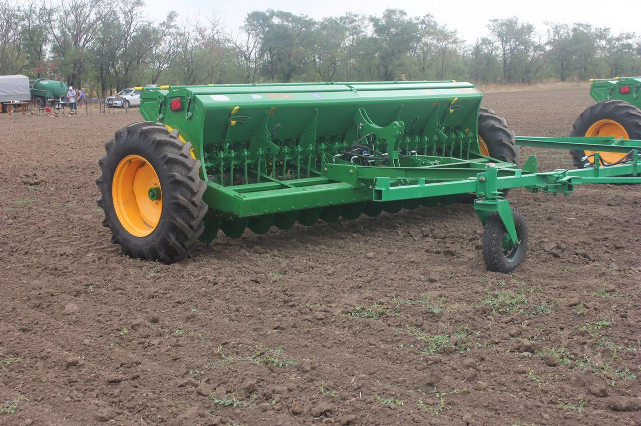 Зерновая навесная сеялка СЗ 3.6 Турция