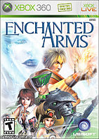 Enchanted Arms , Exclusive 48-page Graphic Novel ( Xbox 360 )