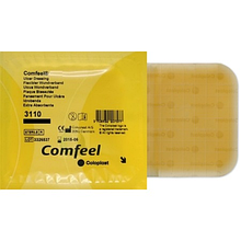 Повязка гидроколлоидная д/язв Coloplast Comfeel Plus Ulser Dressing р-р15*15 031150