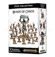 "МИНИАТЮРЫ ВАРХАММЕР: Набор ""Начни собирать! Твари Хаоса (START COLLECTING! BEASTS OF CHAOS)"", фото 1"