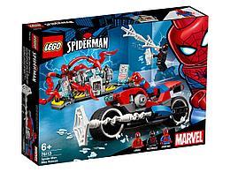 76113 Lego Super Heroes Человек-паук: спасение на байке, Лего Супергерои Marvel