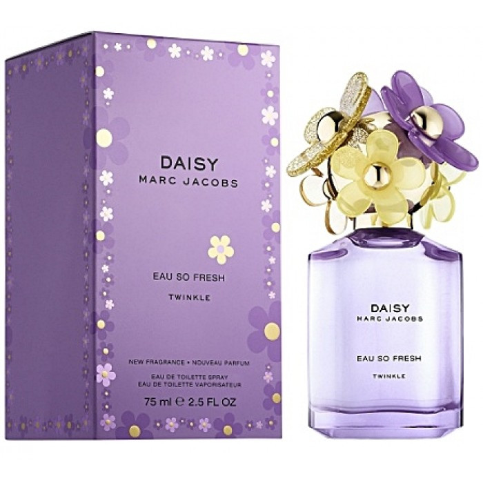 75ml Daisy Eau So Fresh Twinkle Marc Jacobs