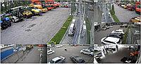 Монтаж систем видеонаблюдения (Video Surveillance)