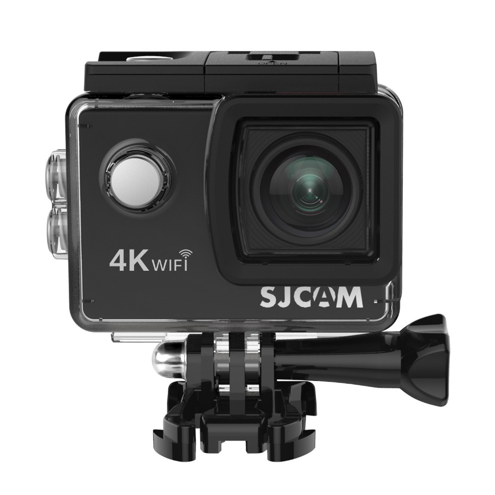 Бюджетная 4K-Wi-Fi экшн-камера от SJCAM - SJ4000AIR